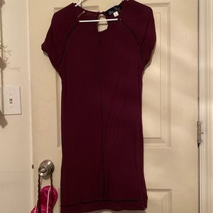 Purple dress from Francesca's